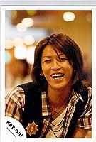 KAT-TUN・【公式写真】・亀梨和也・✩ ジャニーズ公式 生写真【スリーブ付 k92