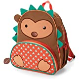 Skip Hop Zoo Pack Little Kids Backpack, Hedgehog