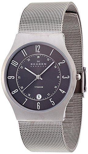 スカーゲン メンズ腕時計 ウルトラスリム 233XLTTM 「並行輸入品」