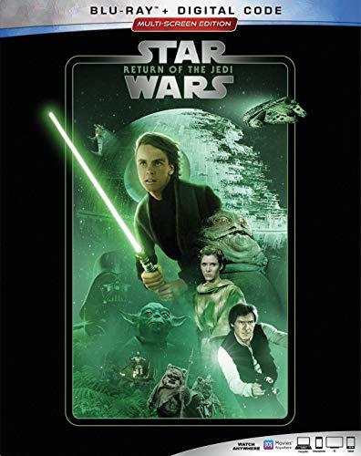 Star Wars: Episode VI: Return of the Jedi [Blu-ray]