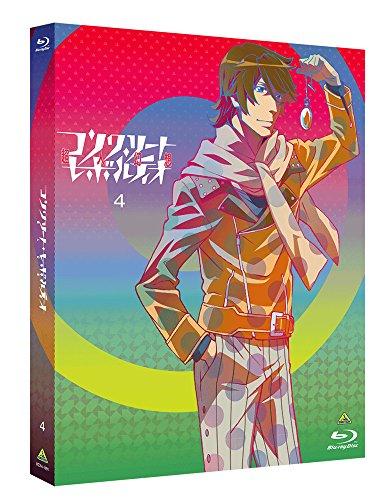 『【Amazon.co.jp限定】コンクリート・レボルティオ~超人幻想~ 第4巻 (特装限定版) (全巻購入特典:「新規描き下ろしイラスト使用1~5巻収納BOX」引換シリアルコード付) [Blu-ray]』の1枚目の画像