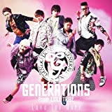 Love You More♪GENERATIONS from EXILE TRIBEのCDジャケット
