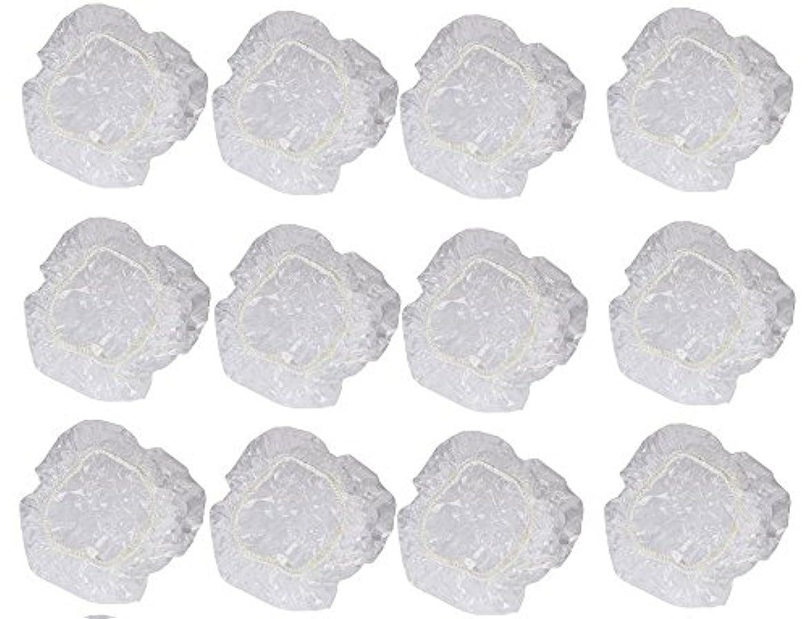 イヤーカバー イヤーキャップ 12枚 6ペアセット ( ヘアカラー や水濡れ防止に保護に )