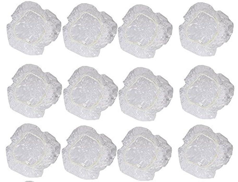 活気づける解凍する、雪解け、霜解け迅速イヤーカバー イヤーキャップ 12枚 6ペアセット ( ヘアカラー や水濡れ防止に保護に )