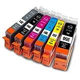 BCI-351XL+350XL/6MP 【 6色セット マルチパック 】 Canon キヤノン 互換インクカートリッジ 残量表示対応 | PIXUS MG7530F | PIXUS MG7530 | PIXUS MG7130 | PIXUS MG6730 | PIXUS MG6530 | PIXUS MG6330 | PIXUS iP8730 | インク ( BCI-350XLPGBK 顔料 ブラック / BCI-351XLBK 黒 ブラック / BCI-351XLC シアン / BCI-351XLM マゼンタ / BCI-351XLY イエロー / BCI-351XLGY グレー GY / ) BCI351 BCI350 351 350 BCI-351 BCI-350 大容量