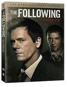 ザ・フォロイング<ファースト・シーズン>DVD コンプリート・ボックス(初回限定生産)