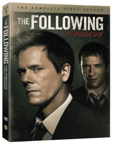 ザ・フォロイング<ファースト・シーズン>DVD コンプリート・ボックス(初回限定生産)の詳細を見る