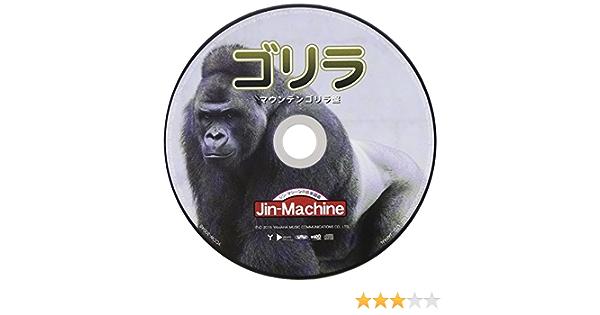 ゴリラ 歌詞 サル チンパンジー