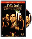 The Librarian: Quest for the Spear [DVD] [Import]