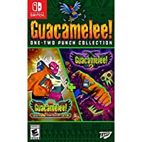 Guacamelee! One-Two Punch Collection Nintendo Switch グアカメリー! ワンツーツーパンチコレクションニンテンドースイッチ北米英語版 [並行輸入品]