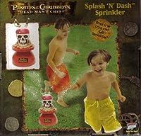 Pirates of the Caribbean Splash N Dash Sprinkler by Big Time Toys