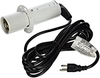 Hydrofarm All System Cord Set with 15-Feet Power Cord 120-volt [並行輸入品]