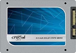 Crucial [Micron製Crucialブランド] 自社製MLCメモリー搭載 MX100 2.5インチ 内蔵SSD 128GB SATAIII CT128MX100SSD1