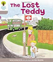 Oxford Reading Tree: Level 1: Wordless Stories A: Lost Teddy by Roderick Hunt(2011-01-01)