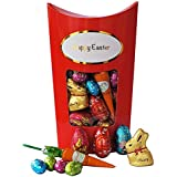 Lindt Bunnies, Easter Eggs & Carrots Easter Chocolate Gift Box