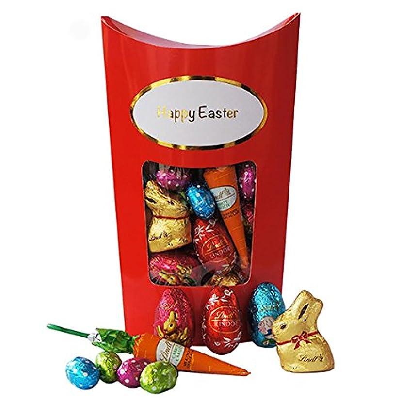 咽頭お父さんコインランドリーLindt Bunnies, Eggs & Carrots Easter Gift Box by Premier Life Store - Lindt Bunnies、Eggs&Carrotsイースターギフトボックスby...