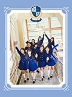 プロミスナイン - To. Heart [Blue ver.] (Debut Album) CD+Letter+Postcard+Polaroid+予約販売特典 [韓国盤]