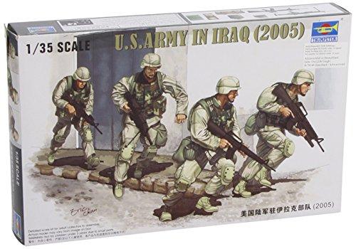 1/35 アメリカ陸軍 現用歩兵 イラク 1/35 U.S.ARMY IN IRAQ 2005
