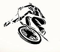 BMXバイクCyclist Teenワックスシールスタンプ