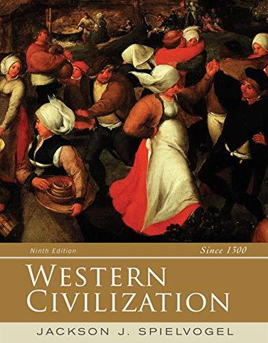 Download Western Civilization: Since 1300 1285436687