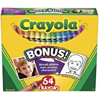 Crayolaクレヨン、64 Count ( 52 – 0064 ) Case of 48 Packs CR-52-0064-48