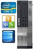 中古 デスクトップパソコン Windows10 Home64bit 送料無料 キングソフト Office DELL Optiplex790 Corei3 3.30GHz 新品SSD120GB メモリ4GB 新品DVDマルチドライブ (新品SSD120GB/メモリ4GB/新品DVDマルチドライブ)