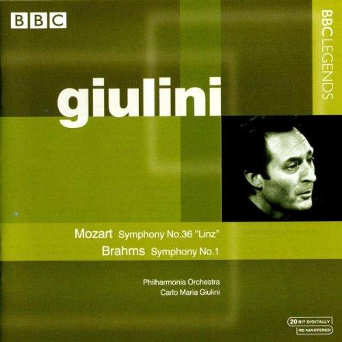 モーツァルト:交響曲第36番「リンツ」/ブラームス:交響曲第...