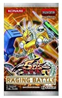 YuGiOh 5D's Raging Battle Booster Pack [Toy]