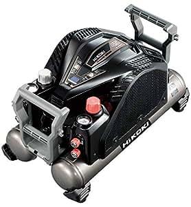 HiKOKI(旧日立工機) 釘打機用エアコンプレッサ タンク容量12L タンク内圧45気圧 高圧/一般圧対応 セキュリティ機能なし EC1445H3(TN)
