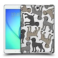 Head Case Designs ウェイマラナー ドッグブリード・パターンズ6 Samsung Galaxy Tab A 9.7 専用ハードバックケース