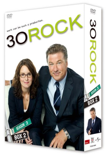 30 ROCK/サーティー・ロック シーズン3 DVD-BOX2