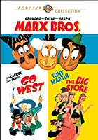 Go West / The Big Store [DVD]