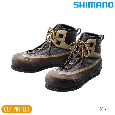 シマノ XEFO カットピンフェルト・ウェーディングシューズVU FS-242R