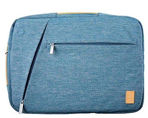 GEARMAX 3way ビジネスバッグ PCバッグ リュック 大容量 パソコンバッグ 通勤 通学 撥水加工 (ブルー)