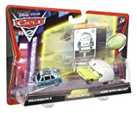 PROFESSOR Z/ACER WITH HELMET【CARS 2】2台セット