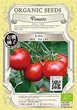 グリーンフィールド 野菜有機種子 トマト  [小袋] A098