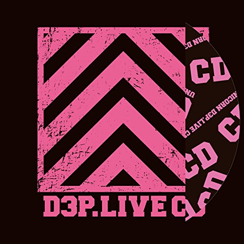 [画像:D3P.LIVE CD]
