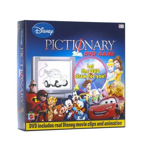 ディズニー ピクショナリー (Disney Pictionary) [並行輸入品] K8841 ボードゲーム
