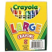 Large Crayolaクレヨン( bin520038 )カテゴリ:、ペンとアート鉛筆クレヨン