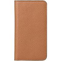 HAKUBA iPhone8 / iPhone7 ケース (4.7インチ) 手帳型 fineseed 熟練の財布職人仕立て 高級牛革製 ブラウン  PC-LCIP7BR