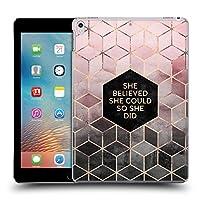 オフィシャルElisabeth Fredriksson Believe 2 タイポグラフィ iPad Pro 10.5 (2017) 専用ハードバックケース
