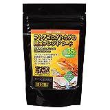 ジェックス フトアゴヒゲトカゲの昆虫ブレンドフード 125g 昆虫原料35% 使用 高嗜好性