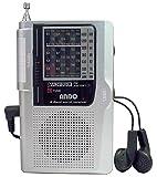 アンドーインターナショナル 9バンドラジオ S15-950