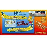 SKY144-03b 1/144 B737-300 ウェスタンパシフィック航空