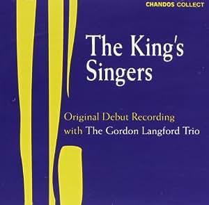 The King's Singers Original Debut Recording