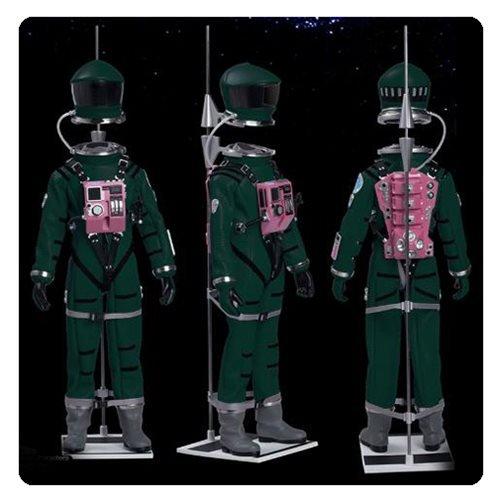 2001: A Space Odysseyグリーンスペーススーツ1: 6スケールアクションフィギュアアクセサリー
