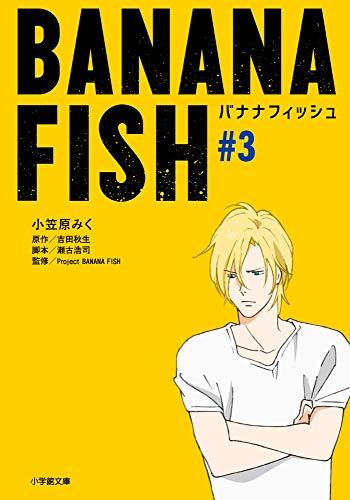 [画像:BANANA FISH (#3) (小学館文庫キャラブン!)]