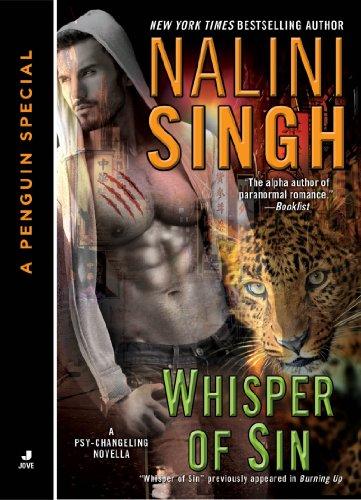 Whisper of Sin: A Psy Changeling Novella (Psy/Changeling Series)