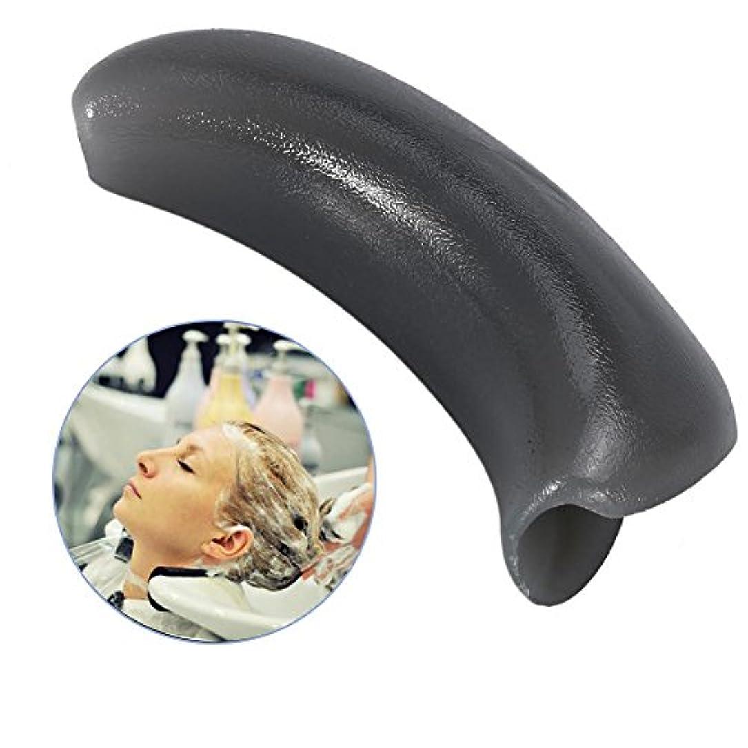 に関して調査うなり声シャンプーボールのゲルの首の残り、鉱泉のヘアーサロンの洗浄の罪のための耐久の快適で柔らかいシリコーン/PUのゲルの首のクッションの枕