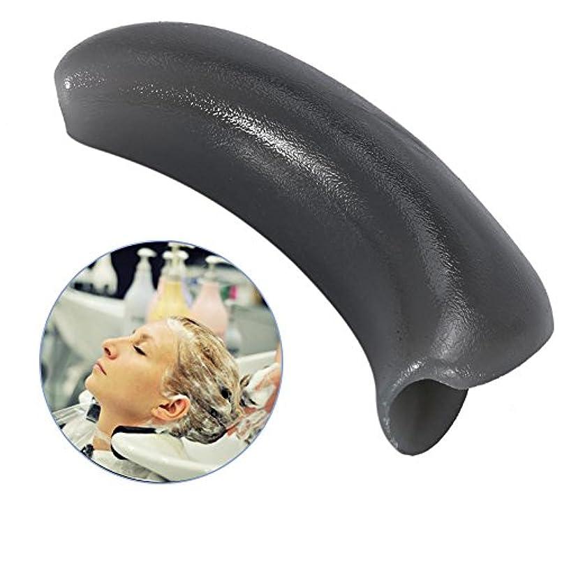 足割り当てるコレクションシャンプーボールのゲルの首の残り、鉱泉のヘアーサロンの洗浄の罪のための耐久の快適で柔らかいシリコーン/PUのゲルの首のクッションの枕
